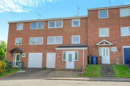 3 Bedrooms Terraced House for sale in Dexter Close, Banbury, Oxfordshire, Oxon