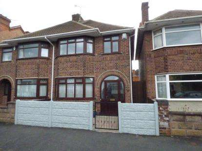3 Bedrooms Semi Detached House for sale in Charles Street, Long Eaton, Nottingham