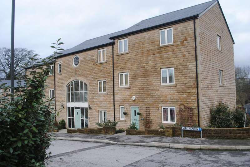 1 Bedroom Apartment Flat for sale in Miry Meadow, Station Road, Chapel-En-Le-Frith
