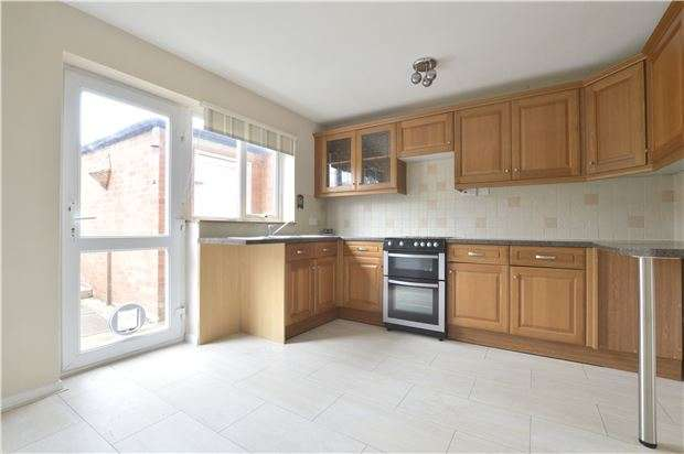 2 Bedrooms Terraced House for sale in TEWKESBURY, Gloucestershire, GL20 5JG