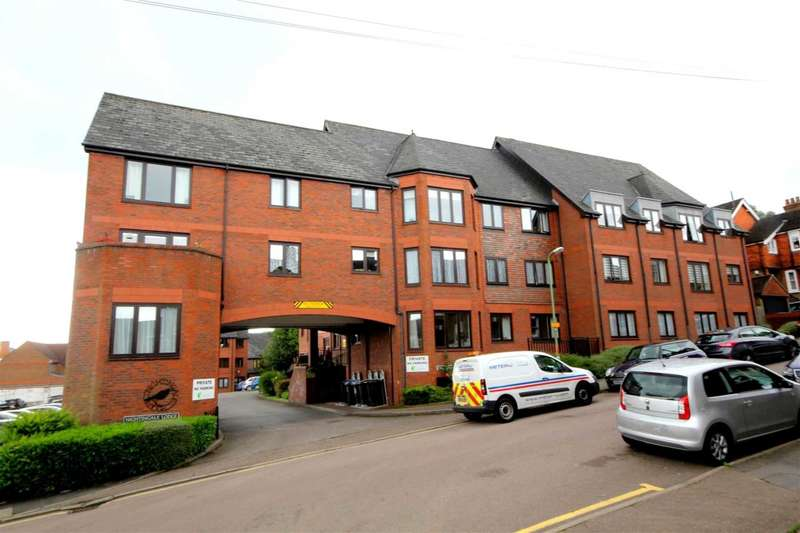 1 Bedroom Apartment Flat for sale in ONE BEDROOM WARDEN ASSISTED FIRST FLOOR APARTMEN in Cowper Road, Berkhamsted