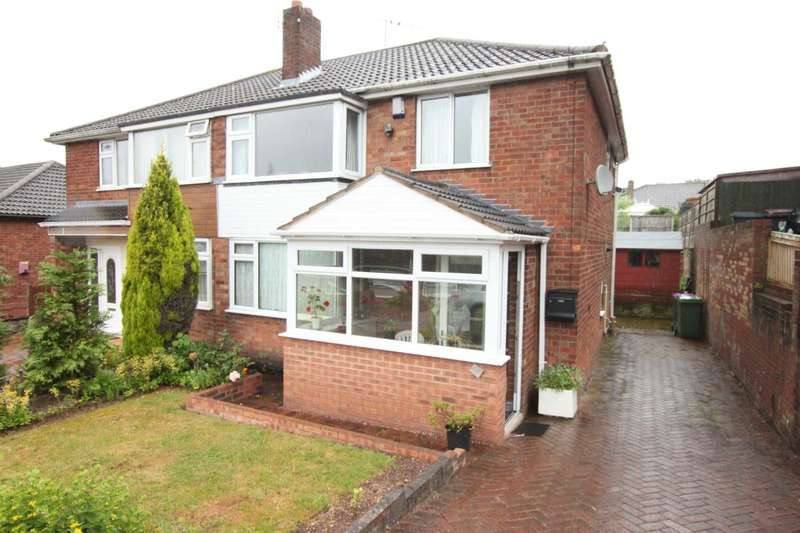 3 Bedrooms Semi Detached House for sale in Athol Drive, Telford