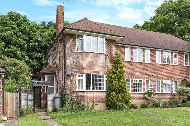 2 Bedrooms Apartment Flat for sale in Springfield Close, Stanmore, Middlesex, HA7