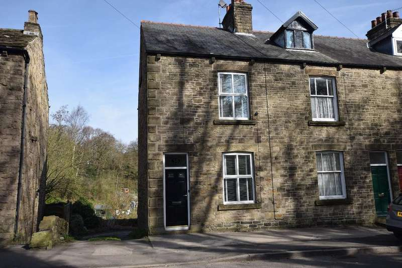 3 Bedrooms End Of Terrace House for sale in Macclesfield Road, Whaley Bridge, High Peak