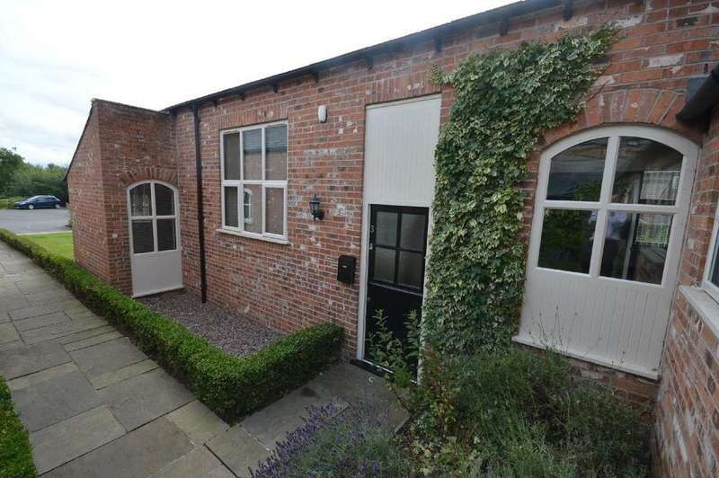 2 Bedrooms Mews House for sale in Griffin Farm, Griffin Farm Drive, Heald Green