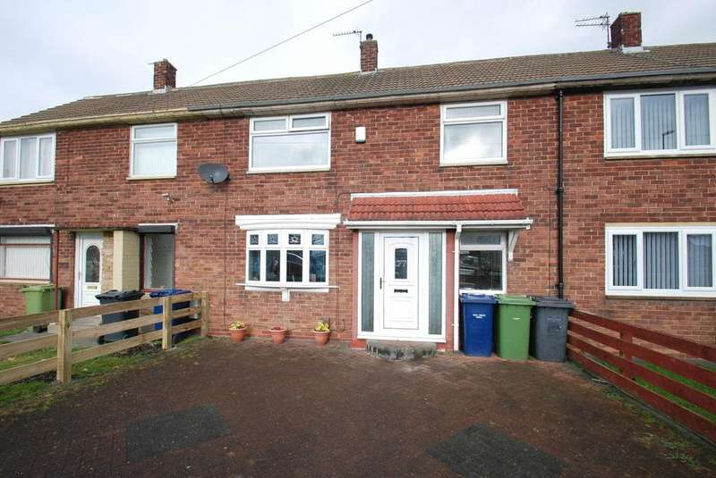 3 Bedrooms House for sale in Galsworthy Road, South Shields