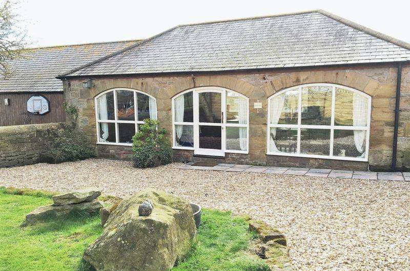 3 Bedrooms Barn Conversion Character Property for sale in Donkey Barn, Crowden Hill Farm, Ulgham, Morpeth