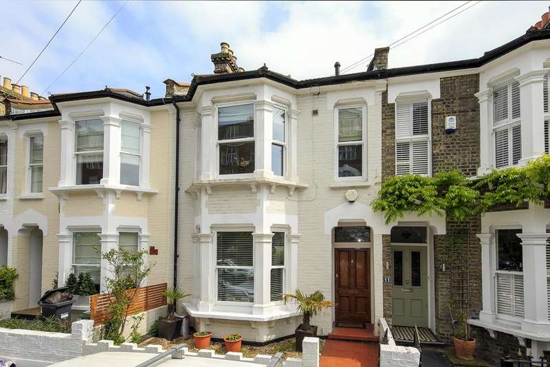 4 Bedrooms House for sale in Sutton Lane North, London