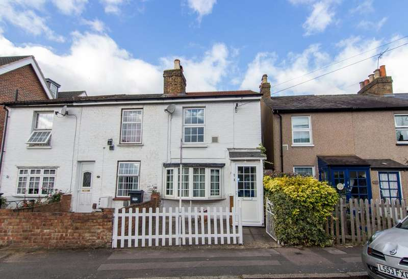 2 Bedrooms House for sale in Holly Road, Hounslow