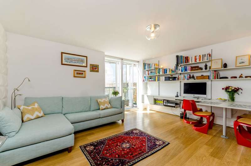 1 Bedroom Flat for sale in Chadwell Lane, Crouch End, N8