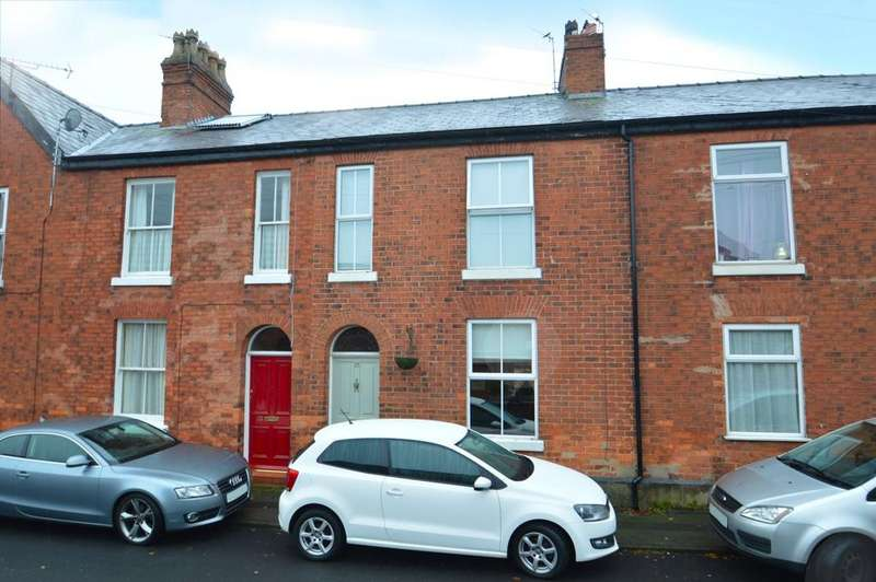 3 Bedrooms Terraced House for sale in Queen Street, Knutsford, WA16