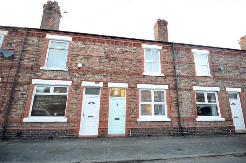 3 Bedrooms Terraced House for sale in Mitchell Street, Stockton Heath, Warrington
