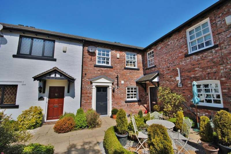 3 Bedrooms Mews House for sale in Village Mews, Shirleys Drive, Prestbury