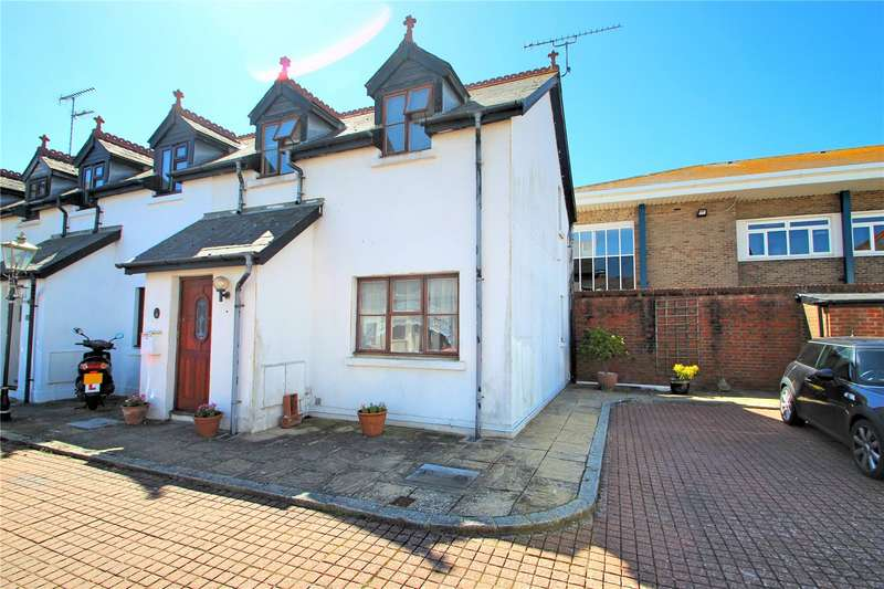 2 Bedrooms Apartment Flat for sale in Coach House Mews, Gratwicke Road, Worthing, BN11