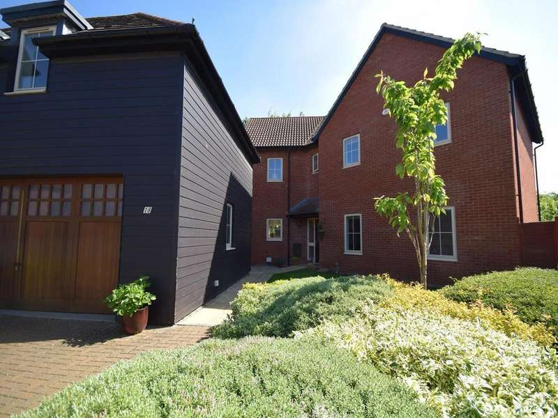 5 Bedrooms Detached House for sale in Bellrope Meadow, Sampford Road, Thaxted, Dunmow, Essex, CM6
