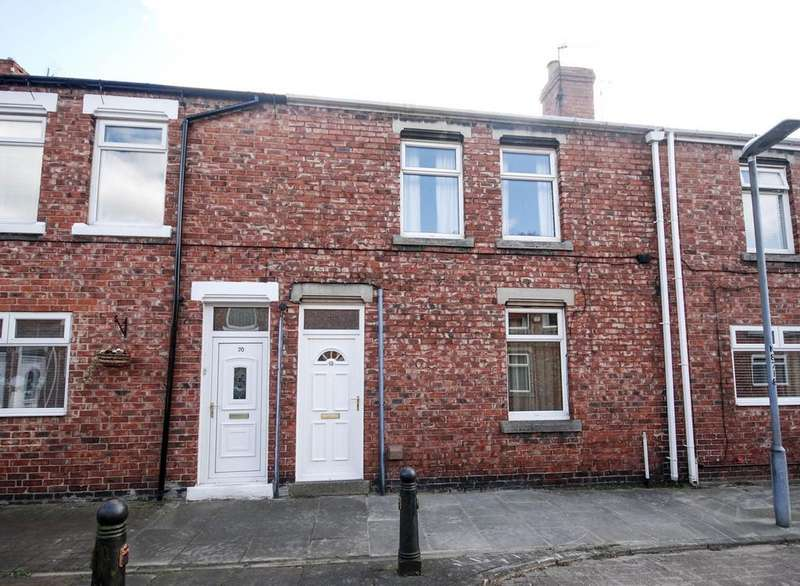 3 Bedrooms Terraced House for sale in Woodbine Terrace, Birtley