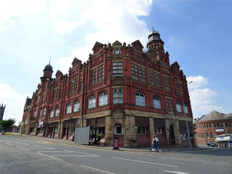 2 Bedrooms Apartment Flat for sale in The Gateway, 11-21 Broughton Road, Salford, Greater Manchester, M6