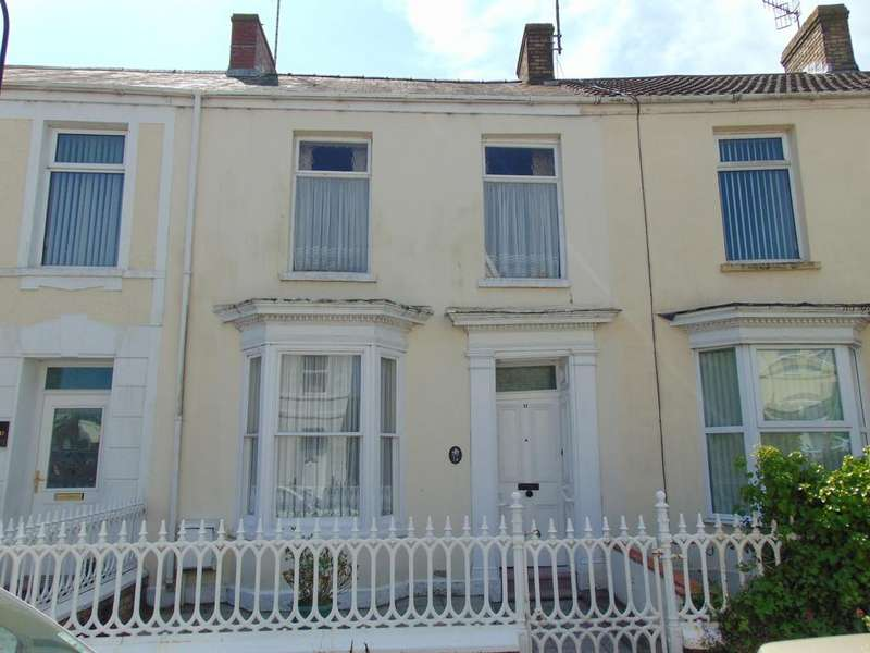 3 Bedrooms Terraced House for sale in Coldstream Street, Llanelli