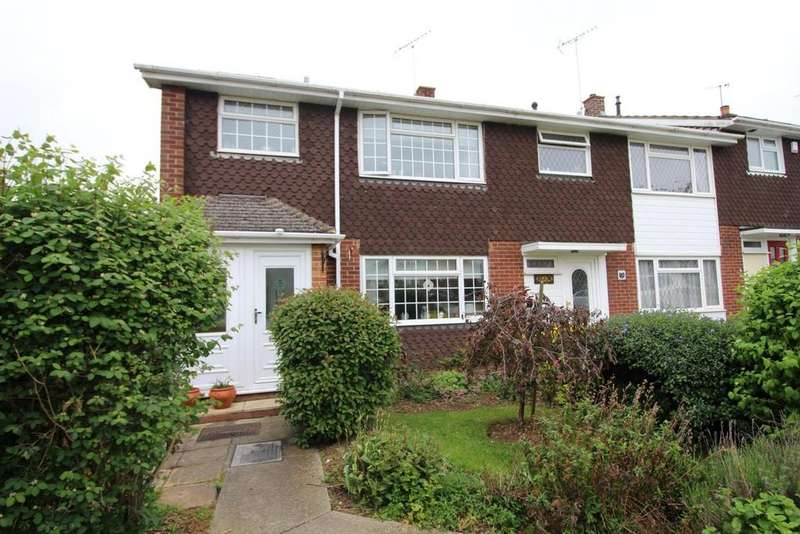 3 Bedrooms End Of Terrace House for sale in Tamar Rise, Chelmsford, Essex, CM1