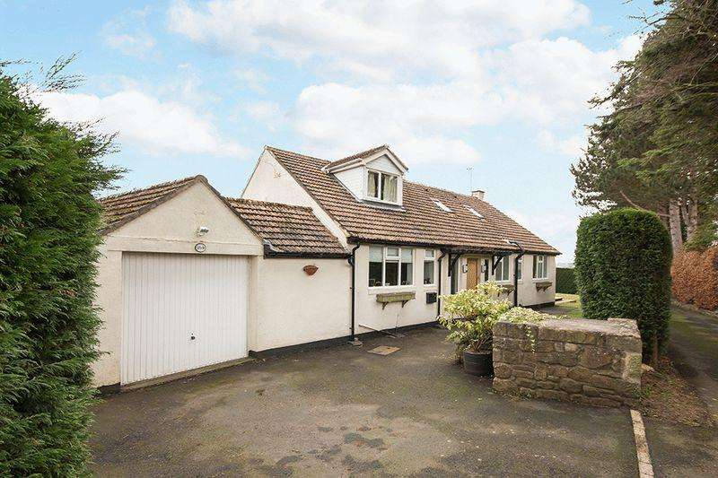 3 Bedrooms Detached Bungalow for sale in Western Way,, Darras Hall, Ponteland