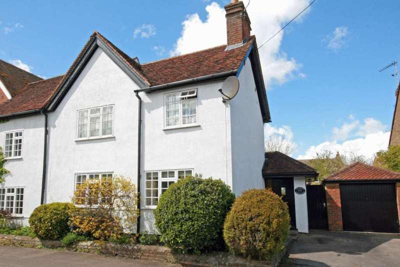 4 Bedrooms Semi Detached House for sale in Marshcroft Lane, Tring