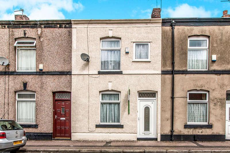 3 Bedrooms Property for sale in Fletcher Street, Bury, BL9