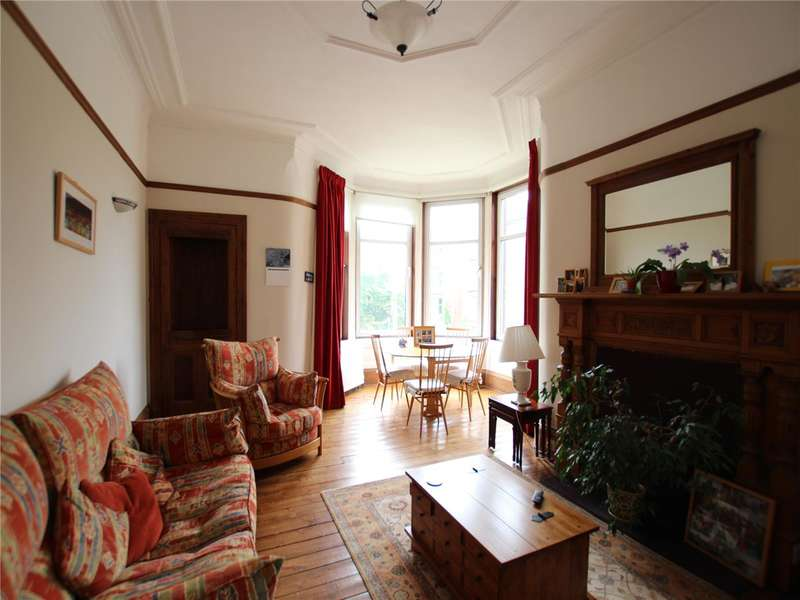 2 Bedrooms Flat for rent in Clarence Drive, Hyndland, Glasgow