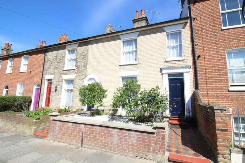 3 Bedrooms Terraced House for sale in Roman Road, Colchester, Essex, CO1