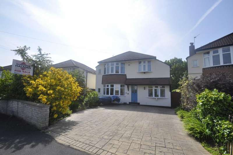 4 Bedrooms Detached House for sale in Colwyn Road, Bramhall