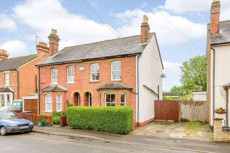 3 Bedrooms Semi Detached House for sale in Chertsey
