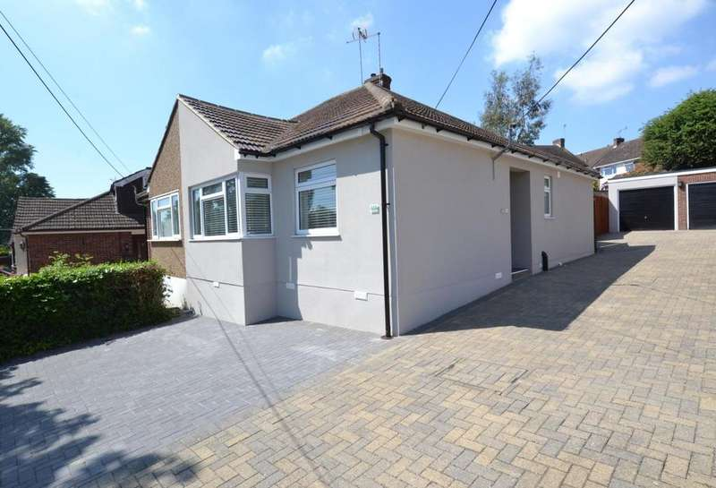 2 Bedrooms Semi Detached Bungalow for sale in Outwood Common Road, Billericay, Essex, CM11