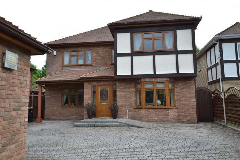 5 Bedrooms Detached House for sale in Brock Hill, Runwell, Wickford, Essex, SS11