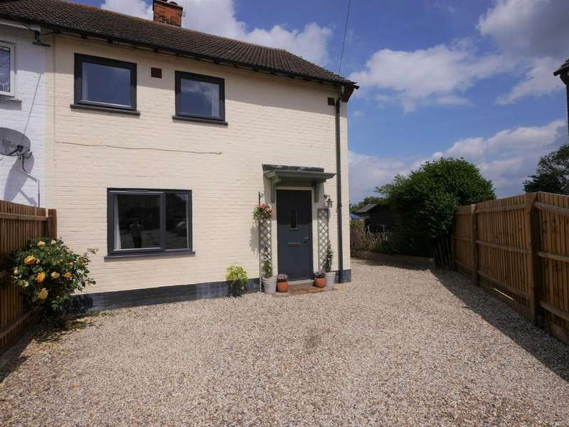 3 Bedrooms Semi Detached House for sale in Forge Street, Dedham, Colchester