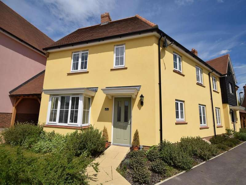 3 Bedrooms Semi Detached House for sale in Elers Way, Thaxted, Dunmow, Essex, CM6