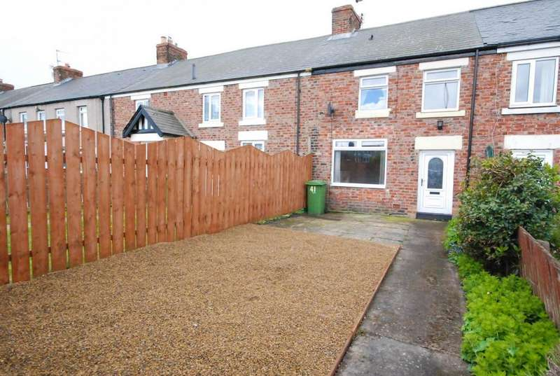 3 Bedrooms Terraced House for sale in Fenwick Street, Boldon Colliery