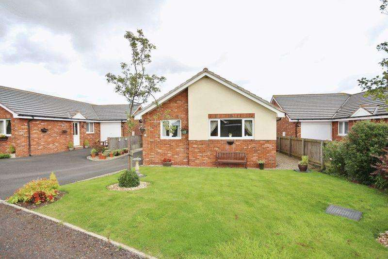 3 Bedrooms Detached Bungalow for sale in Springfield View, Christon Bank, Alnwick