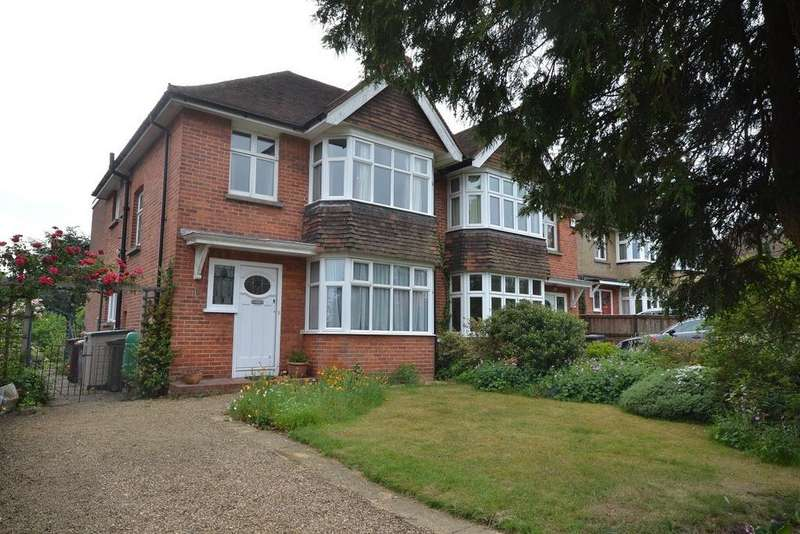 4 Bedrooms Semi Detached House for sale in Caversham