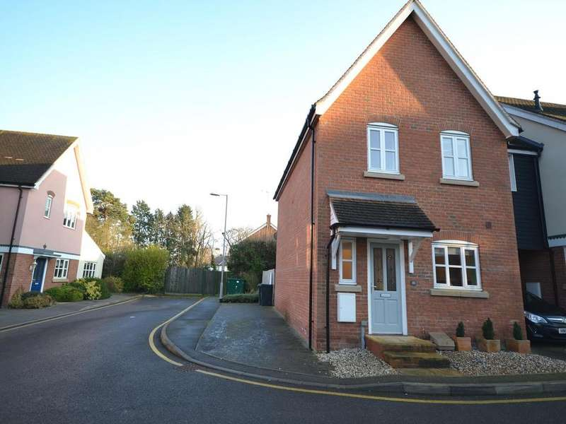 3 Bedrooms Link Detached House for sale in Weavers Close, Dunmow, Essex, CM6