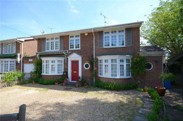 4 Bedrooms Detached House for sale in High Street, Sunningdale, Berkshire
