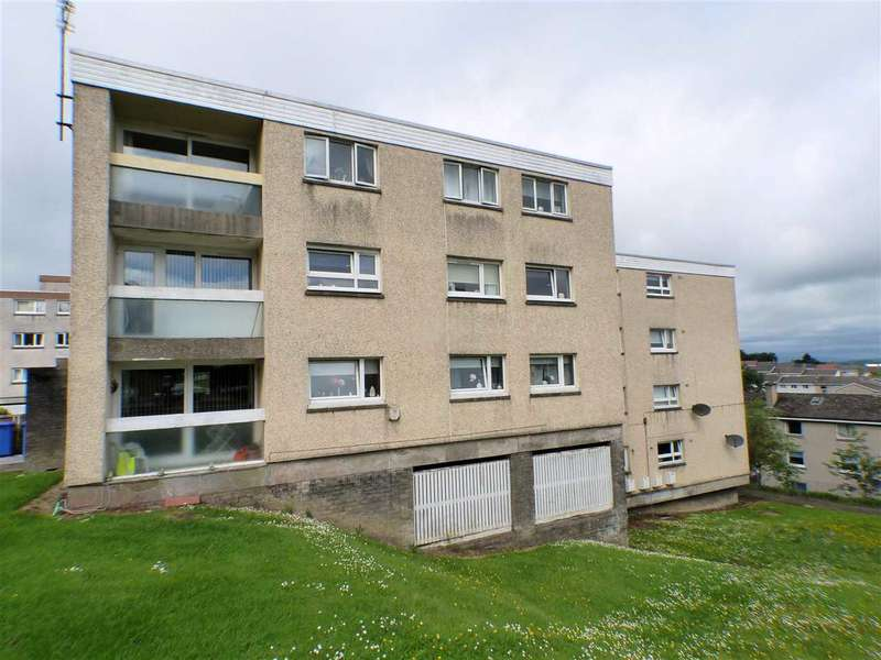 2 Bedrooms Apartment Flat for sale in Blenheim Avenue, Westwood, EAST KILBRIDE