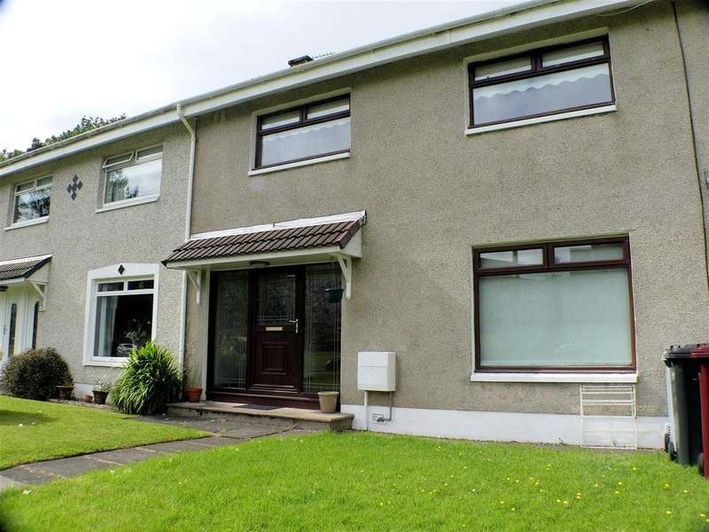 3 Bedrooms Terraced House for sale in Westwood Hill, Westwood, EAST KILBRIDE
