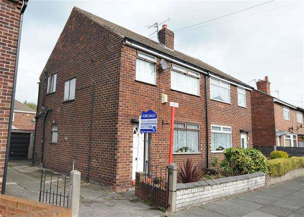 3 Bedrooms Semi Detached House for sale in 20 Belgrave Road, Cadishead M44 5ZH