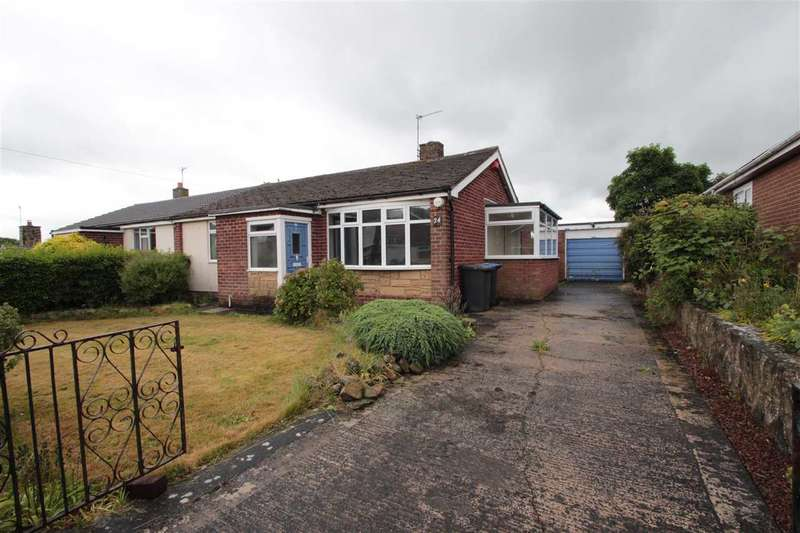 2 Bedrooms Bungalow for sale in Heathmeads, Pelton, Chester Le Street