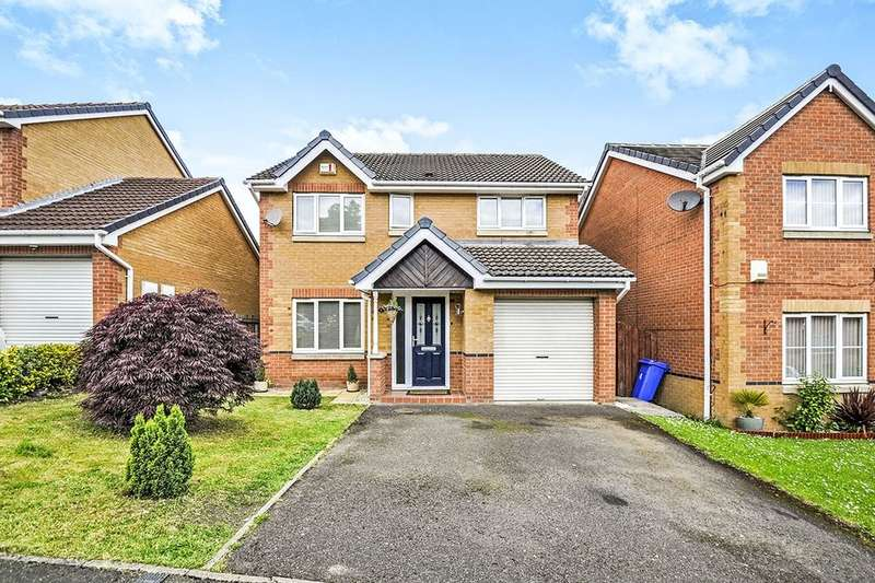 4 Bedrooms Detached House for sale in Longley Farm View, Sheffield, S5