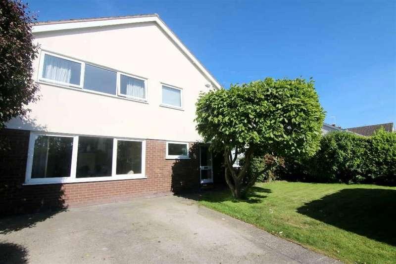 5 Bedrooms Detached House for sale in Mount Way, Waverton