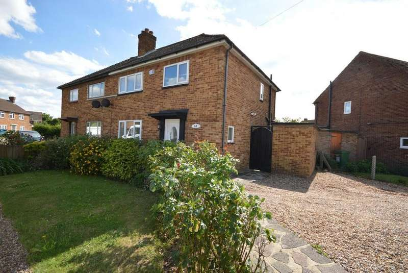 3 Bedrooms Semi Detached House for sale in Christchurch Avenue, Rainham, Essex, RM13