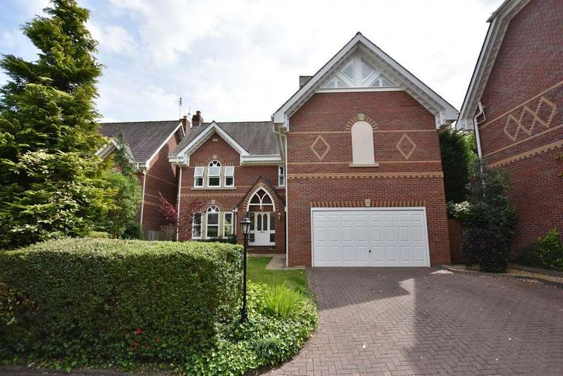 5 Bedrooms Detached House for sale in Belgrave Road, Bowdon