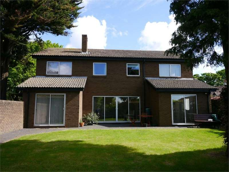 4 Bedrooms Detached House for sale in Marine Parade, Penarth
