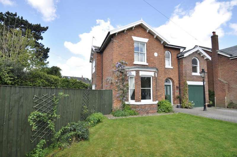 5 Bedrooms Detached House for sale in Heathbank Road, Cheadle Hulme,