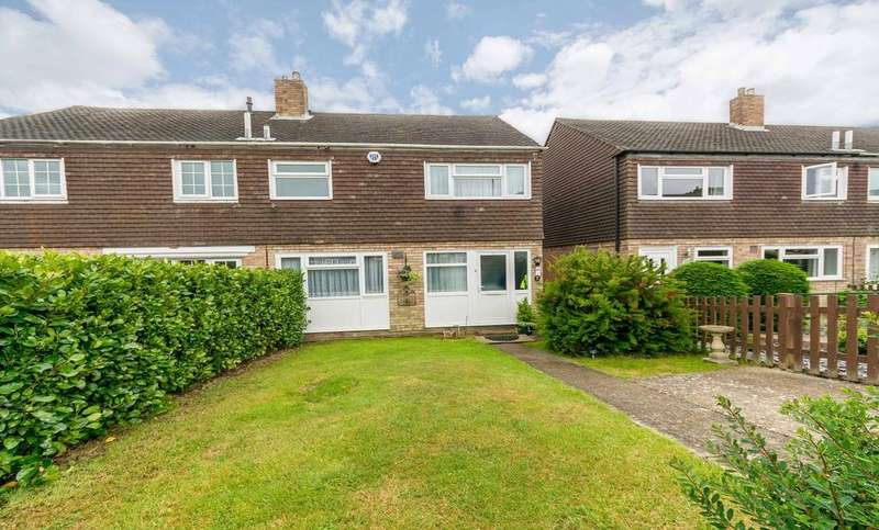 3 Bedrooms Semi Detached House for sale in Reeves Way, Bursledon SO31